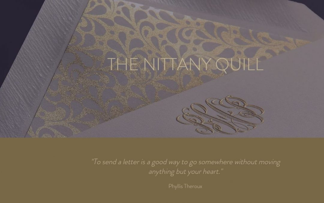 Nittany Quill supports Thinking of You Week!