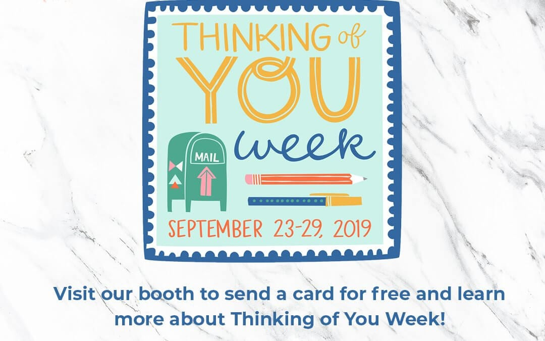 Thinking of You Week at Bookcon!