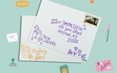 Card Sending Increases!