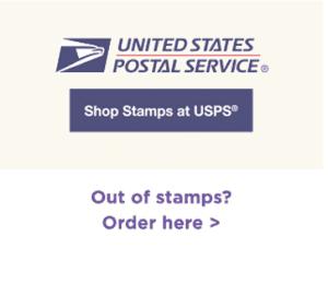 Buy Stamps Online!