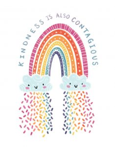 Kindness Is Also Contagious